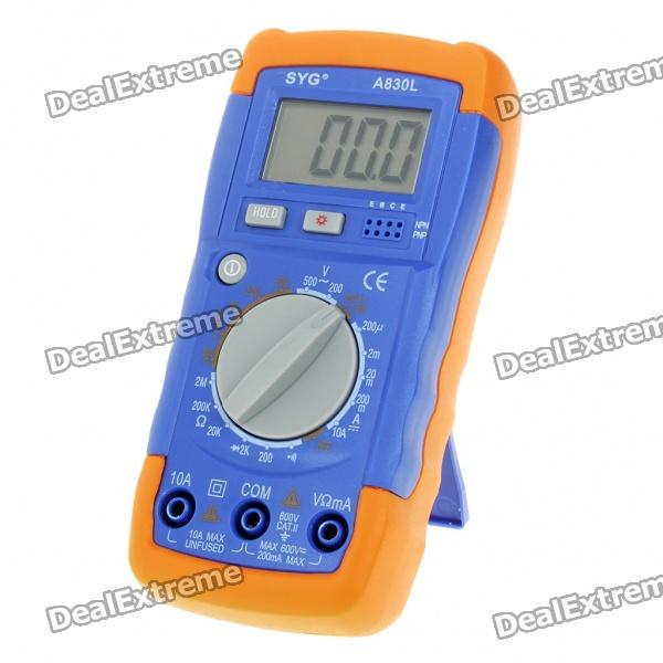 A830L Digital Multimeter
