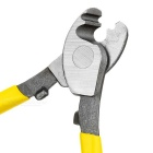 Steel Cord and Wire Cutter - Yellow + Black