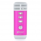 Pocket Mini Combination Karaoke Player - Deep Pink