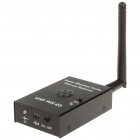 Wireless Audio/Voice Spying Bug Transmitter and Receiver Set with TF Slot