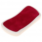 Stylish ABS Wrist Rest - Rose + White