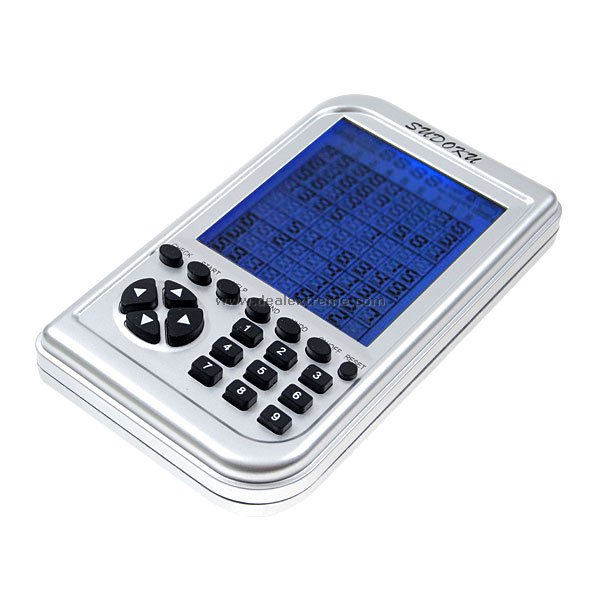 2.8in LCD Sudoku Game Player (9x9)
