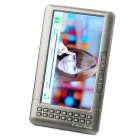 "E032H 7"" LCD E-Book Reader Media Player w/ Voice Recorder/FM/AV-Out/TF Slot (4GB Flash)"
