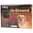 Electronic Pet Training In-Ground Radio Fence System