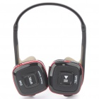 UTEL E98 Bluetooth V2.1 MP3 Sport Headset with FM/TF (6-Hour Talk Time/80-Hour Standby)