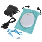 USB Rechargeable 2-Mode Hand Warmer with Vibration Effect