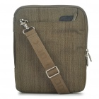 ROCK Stylish Ultra-thin Shoulder Bag for Ipad / Tablet PC - Khaki