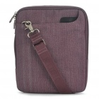 ROCK Stylish Ultra-thin Shoulder Bag for Ipad / Tablet PC - Purple