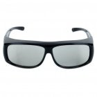 Stylish PC Lens Plastic Frame Polarized 3D Glasses