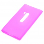Stylish Protective PVC Back Case for Nokia N9 - Pink
