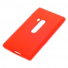 Stylish Protective PVC Back Case for Nokia N9 - Red
