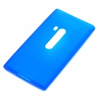 Stylish Protective PVC Back Case for Nokia N9 - Blue
