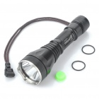 UniqueFire UF-2190 1-Mode 900-Lumen White LED Flashlight w/ Strap (1 x 18650)