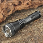UltraFire U-80 XM-LT6 5-Mode 1000-Lumen White LED Flashlight w/ Strap (1 x 18650)