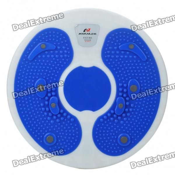 Foot Massage Waist Exercise Figure Twister Trimmer - Random Color