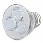 Cree XM-L T6 3-LED 1-Mode T6 3-LED Lamp Cap (9-22V)