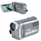 "HDR-63E 5MP Digital Video Camcorder w/ 3X Digital Zoom/TV-Out/HDMI/Dual-SD Slot (3"" TFT LCD)"