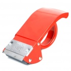 "2,5 ""Iron-Tape Cutter - Red"