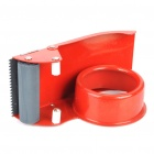 "Coupe-bande de fer 2.5"" - Rouge"