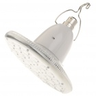 AC Rechargeable B22 1.1W 6500K 140-Lumen 28-LED White Light Bulb w/ Remote Controller (AC 80~220V)