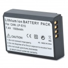 LP-E10 Battery 750mAh for CANON 1100D KISS X50 REBEL T3 1200D