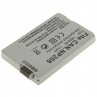 "Replacement BP-208 7.2V ""1200mAh"" Battery Pack for Canon DC 20/Optura S1/IXY DVS1/MVX1Si/DC 10"