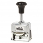 Zinc Alloy Automatic 9-Digit Numbering Stamp Machine