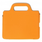 Protective PU Leather Handbag Case for Ipad 1/2 - Orange
