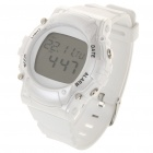 Stylish Waterproof Wireless Heart Rate Monitor Sports Watch for Ladies (1 x CR2032)