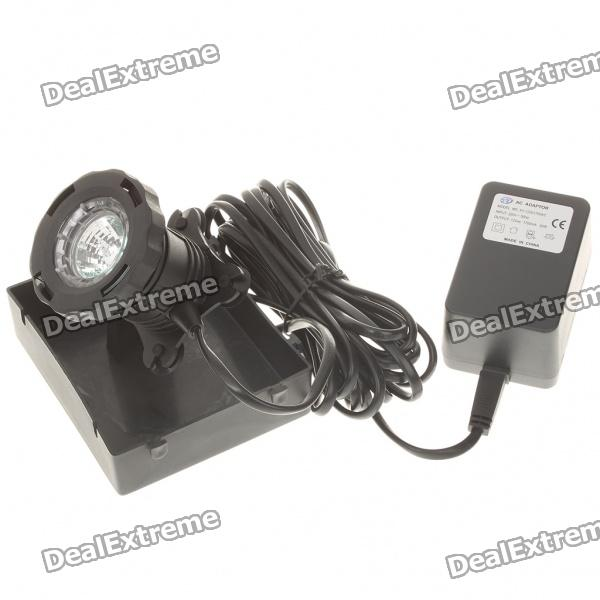 20W Waterproof Aquarium Light mit 4 Farblinsen (12V)