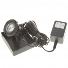 20W Waterproof Aquarium Light with 4 Color Lenses (12V)