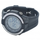 Digital Heart Rate Watch with Elastic Chest Belt
