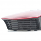 Car/Home Anion Ozone Generator Air Cleaner Purifier Filter - Red + Black
