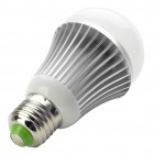 E27 10x0.5W 3500K 360-Lumen 10x3535 SMD LED Warm White Light Bulb (AC 100~265V)