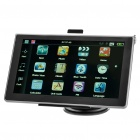 "7.0"" Touch Screen WinCE 6.0 GPS Navigator w/ FM/Bluetooth/AV-In/ Europe Maps 4GB TF Card"