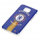 Football/Soccer Team Protective ABS Case for Samsung i9100 Galaxy S2 - Chelsea