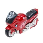 Racing Bike Shape Lighter (Black/Red/Blue)
