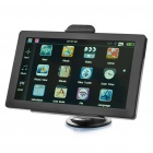 "7.0"" Touch Screen WinCE 6.0 GPS Navigator w/ FM/Bluetooth/AV-In/ US-Canada Maps 4GB TF Card"