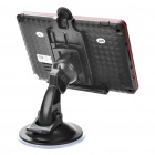 "5.0"" Touch Screen LCD WinCE 6.0 GPS Navigator w/ FM + Internal 4GB Australia Maps - Black + Red"
