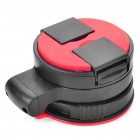 Mini Universal Car Swivel Suction Cup Mount Holder Cell Phone/GPS/MP4 - Black + Red