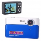 AF-160 5.0MP CMOS Digital Camera w/ 4X Digital Zoom/SD Slot (2.7