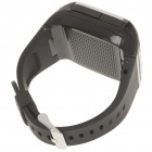 "Q5 Watch Style 1.3"" Touch Screen Single SIM Quadband GSM Cell Phone - Silver + Black"