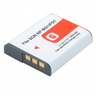 """1400mAh"" Camera Battery for Sony NP-BG1 NP-FG1 DSC-H3 DSC-W70 BC-CSGE BC-CSGD W30"