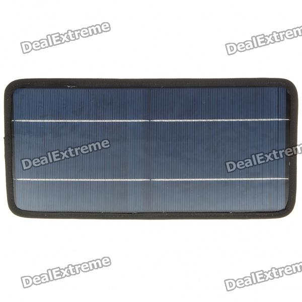 Car Sunshade Board Solar Powered Panel Auto Car Battery Charger with Suction Cups
