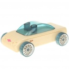 Buy Educational DIY Wooden Assembly Car Toy - Light Blue