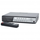 Embedded Linux 4-CH Network DVR Digital Video Recorder w/ Dual USB/LAN/VGA/RS485/Video/Audio/Mouse