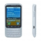 "F606 2.8"" Android 2.2 Dual SIM Dual Network Standby Quadband GSM TV Smart Phone w/Wi-Fi + GPS"