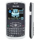 "C6000 2.2"" Touch Screen Dual SIM Dual Network Standby Quadband Qwerty Phone w/ TV + Wifi"