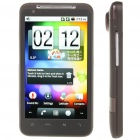 "A8 4.3"" Capacitive Android 2.2 Dual SIM Dual Network Standby Quadband GSM Smart Phone w/ Wi-Fi"