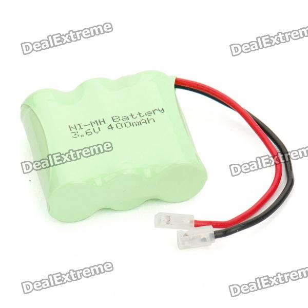 Rechargeable 3.6V 2/3 AAA 400mAh NI-MH Battery Pack (Actual 300mAh) cm 052535 3 7v 400 mah для видеорегистратора купить
